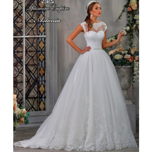 Astonia Wedding Dress by Jasmine Empire
