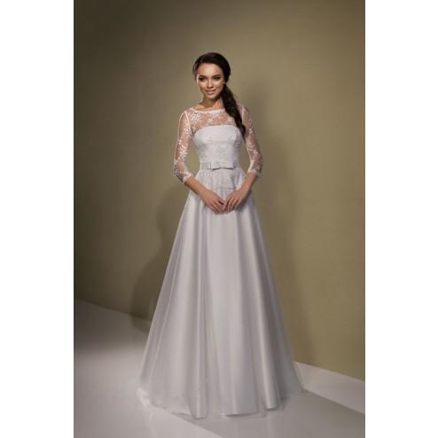 Pauline Wedding Dress by AllenRich