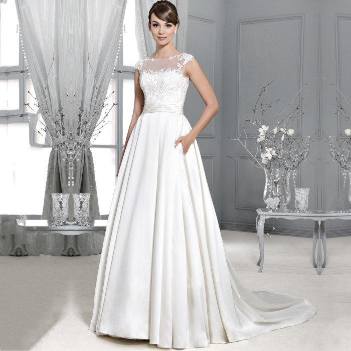 Agnes bridal dream wedding dress ka 14017 victoria 39 s Wedding dress dream meaning