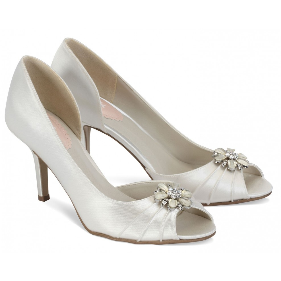 Kiss Shoes by Paradox London Pink