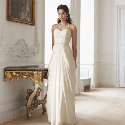 Wedding dress 3255 by Lilly Bridal Denmark