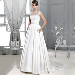 Agnes Bridal Dream Wedding Dress KA-14017