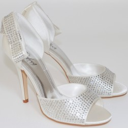 Avril Shoes by Perfect Bridal Shoes