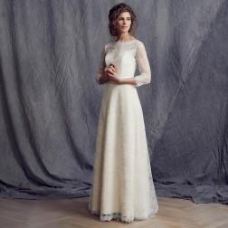 Wedding dress 3652 by Lilly Bridal Denmark