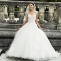 Wedding dress by Lilly Bridal Denmark3223