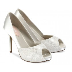 Fancy Shoes by Paradox London Pink