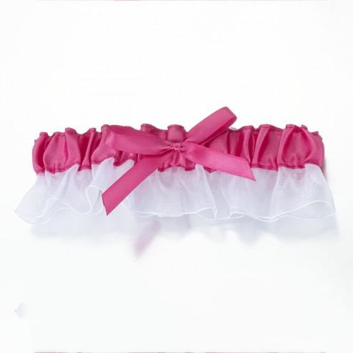 Розовая подвязка