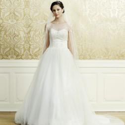 Свадебное платье 3543 от Lilly Bridal Denmark