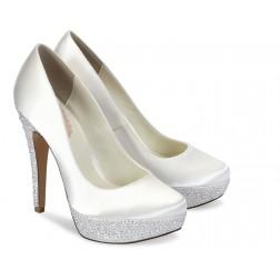 Bedazzle Свадебные туфли от Paradox London Pink