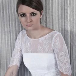 Свадебное болеро BK14 от NOVIAS