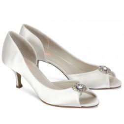 Cinnamon Свадебные туфли от Paradox London Pink